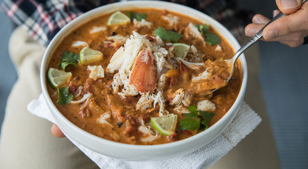 Brazilian Dungeness Crab Stew Recipe