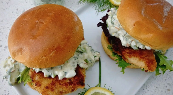 Fischbrötchen: German Fish Sandwiches Recipe