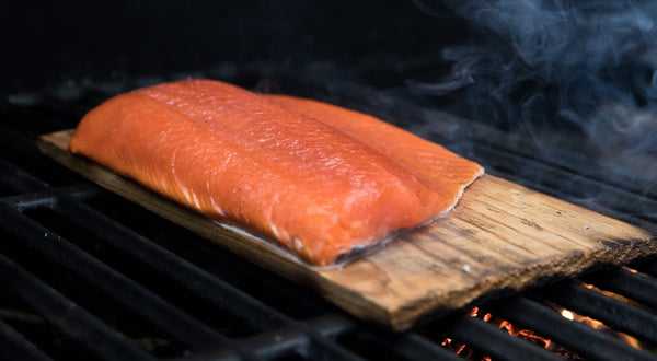 Marsh's Grill-Smoked Salmon Recipe