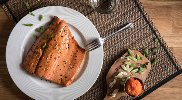 Miso Sockeye Salmon Recipe
