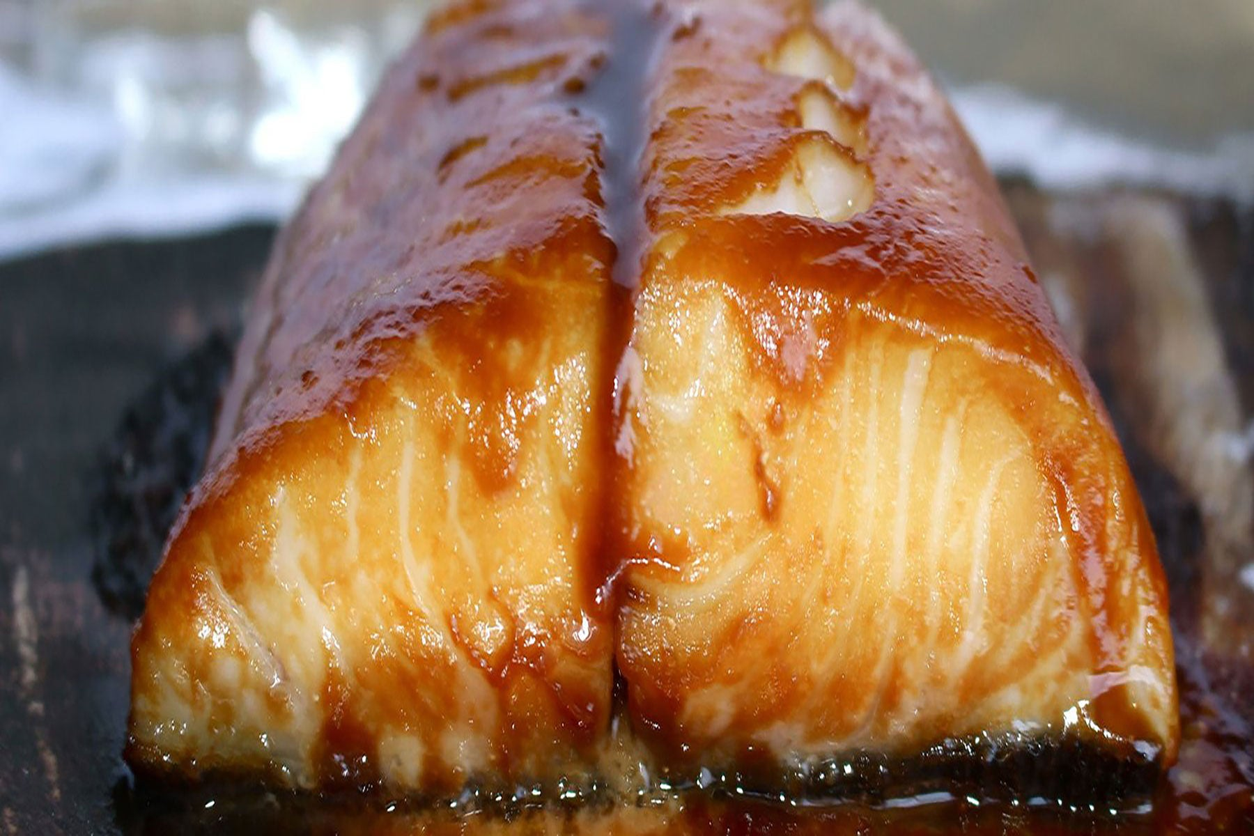 Miso and Soy-Glazed Sablefish (Black Cod) Recipe