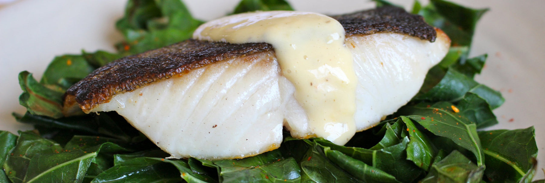 Pan Seared Sablefish Black Cod With Lemon Pepper Aioli Recipe Sitka Salmon Shares