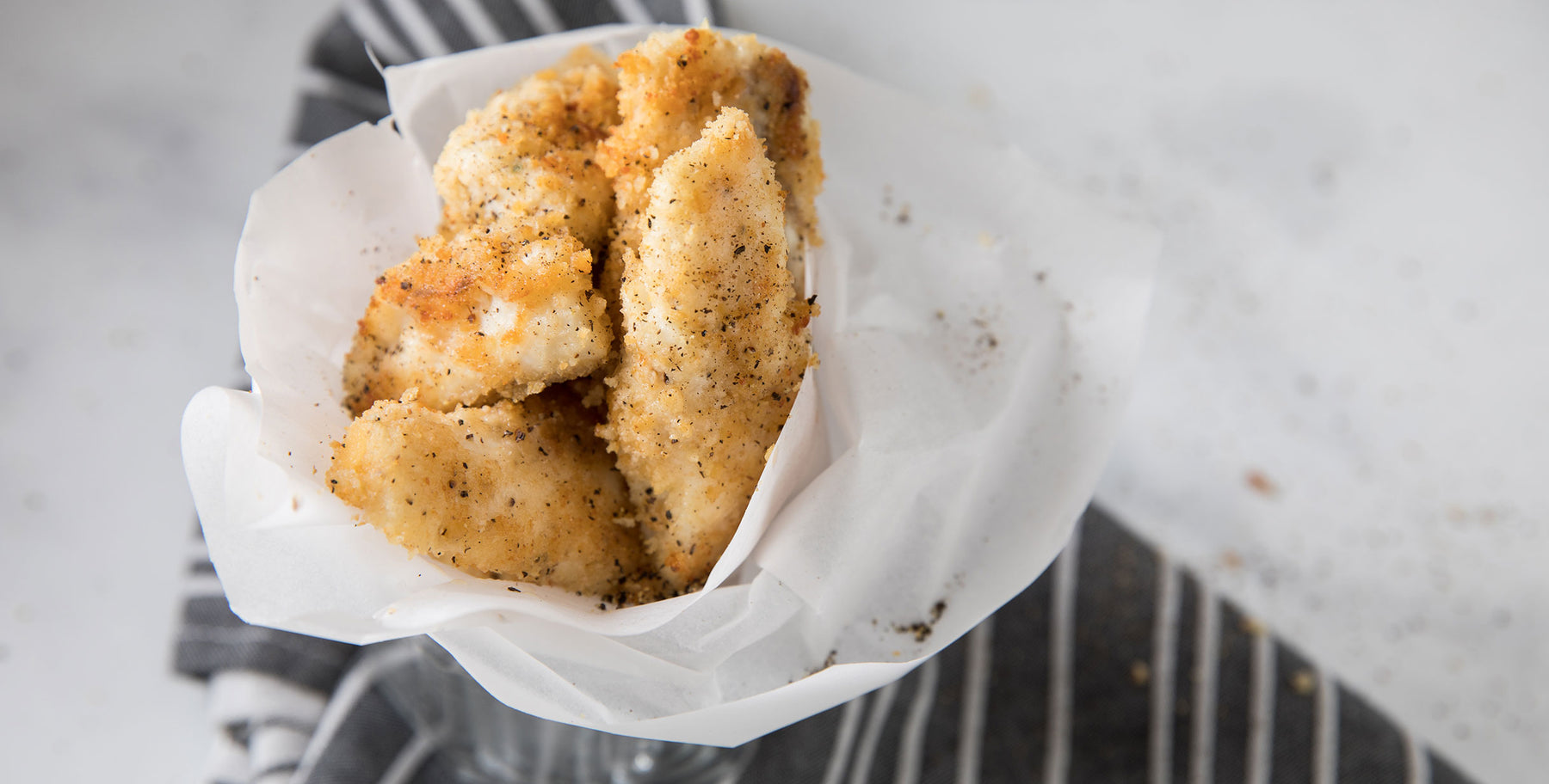 Rockin' Halibut Pieces Recipe