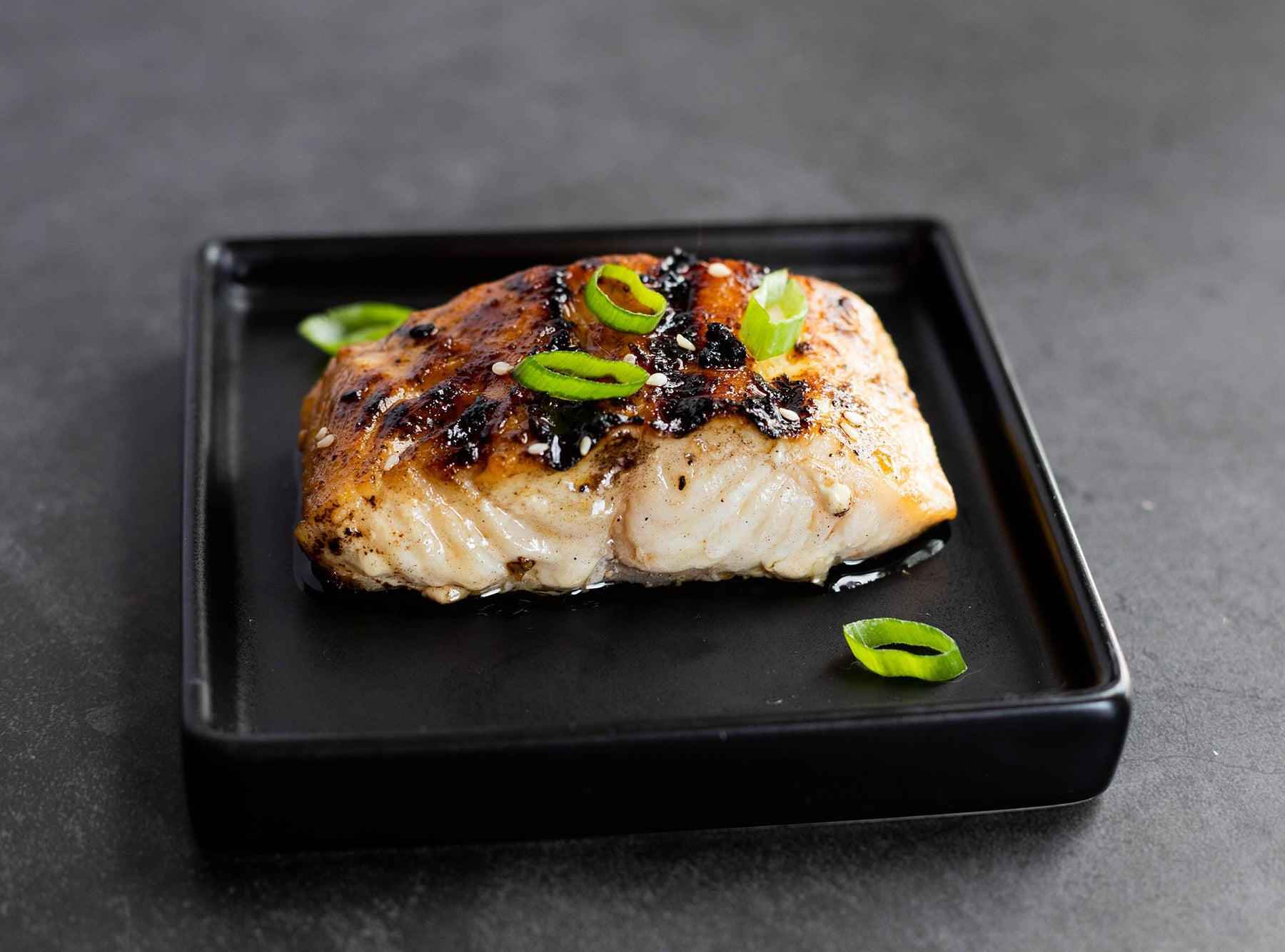 Stu Weathers' Teriyaki Sablefish (Black Cod) Recipe