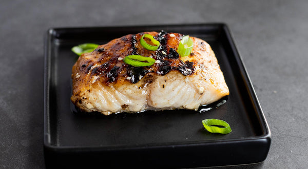 Captain Stu's Teriyaki Sablefish (Black Cod) Recipe