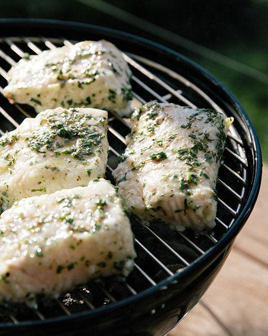 Joe's Herb Grilled Lingcod Recipe | Sitka Salmon Shares