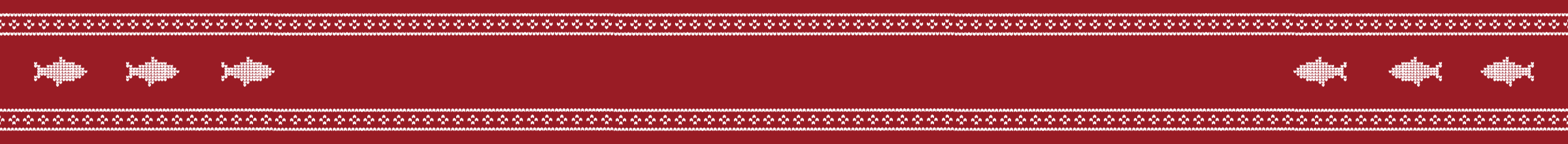 decorative holiday banner