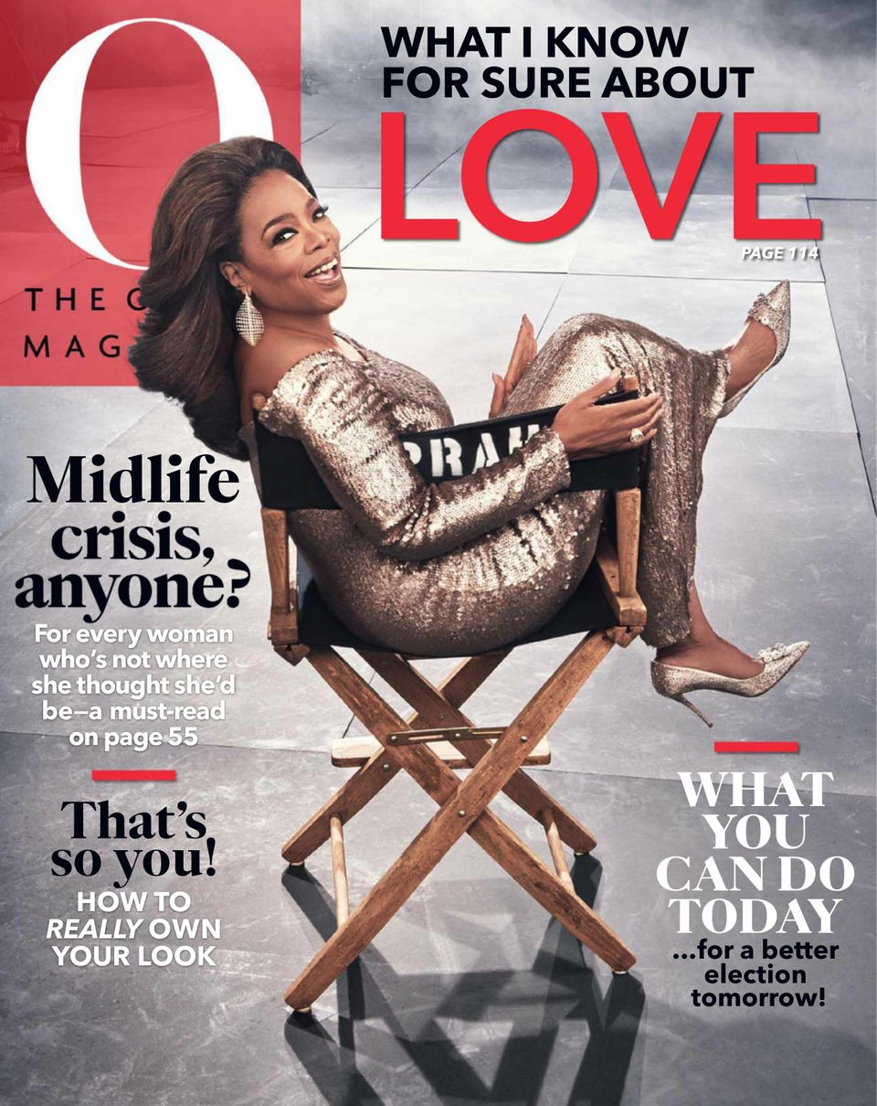 O, The Oprah Magazine: February 2020