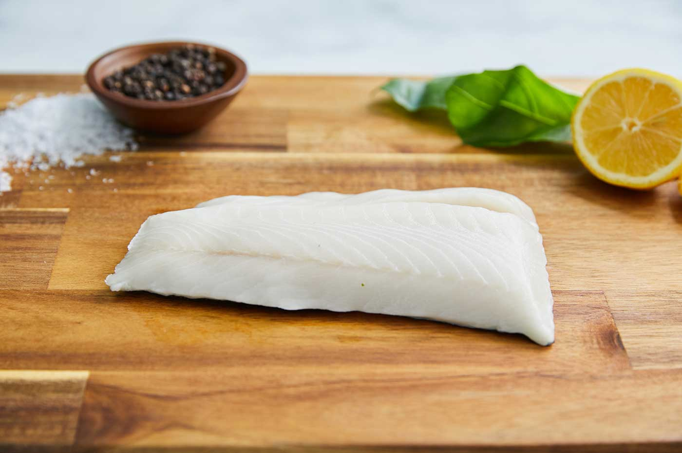 Get fish to room temperature before cooking