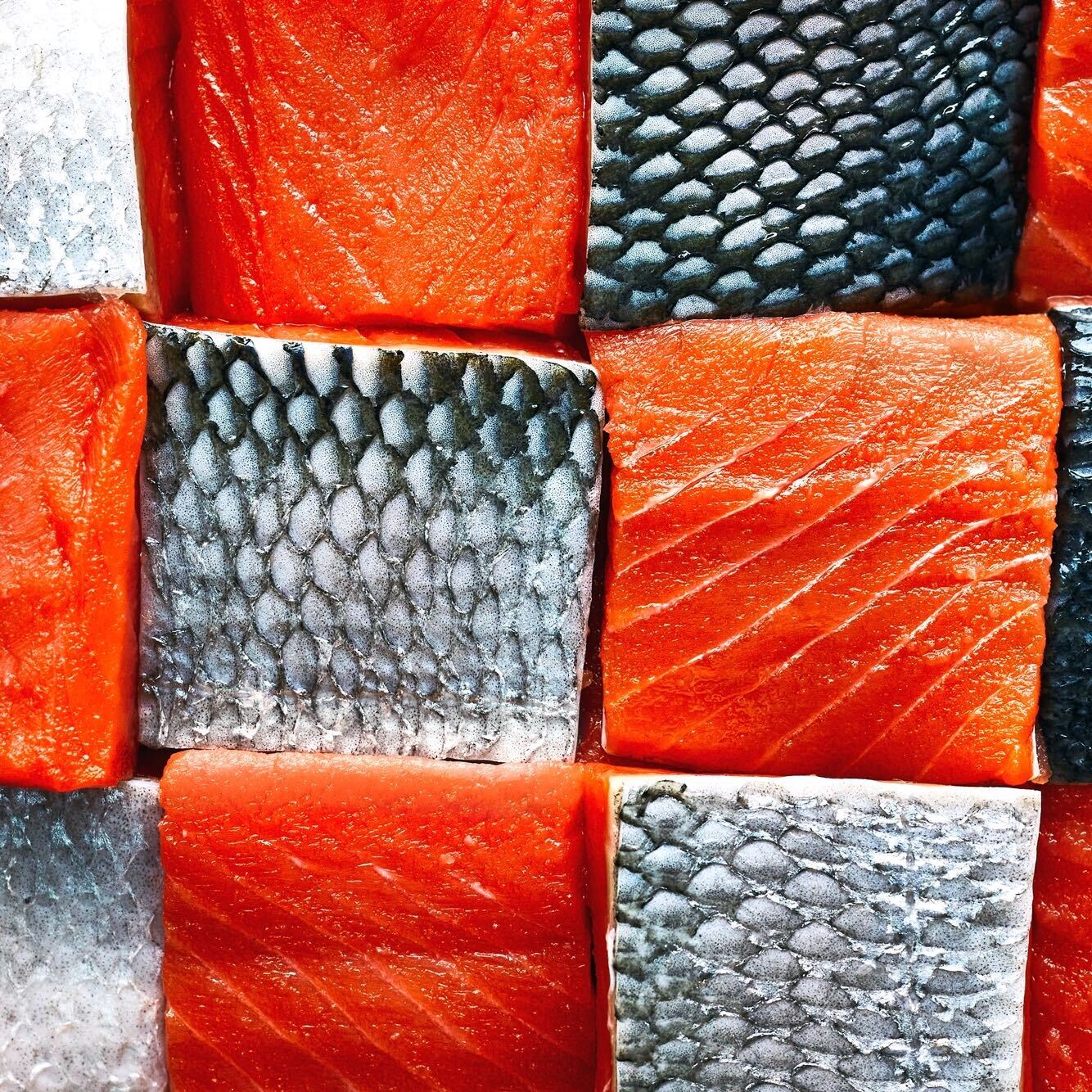 Now's the Time to Order Mass Quantities of Wild Alaskan Salmon Online