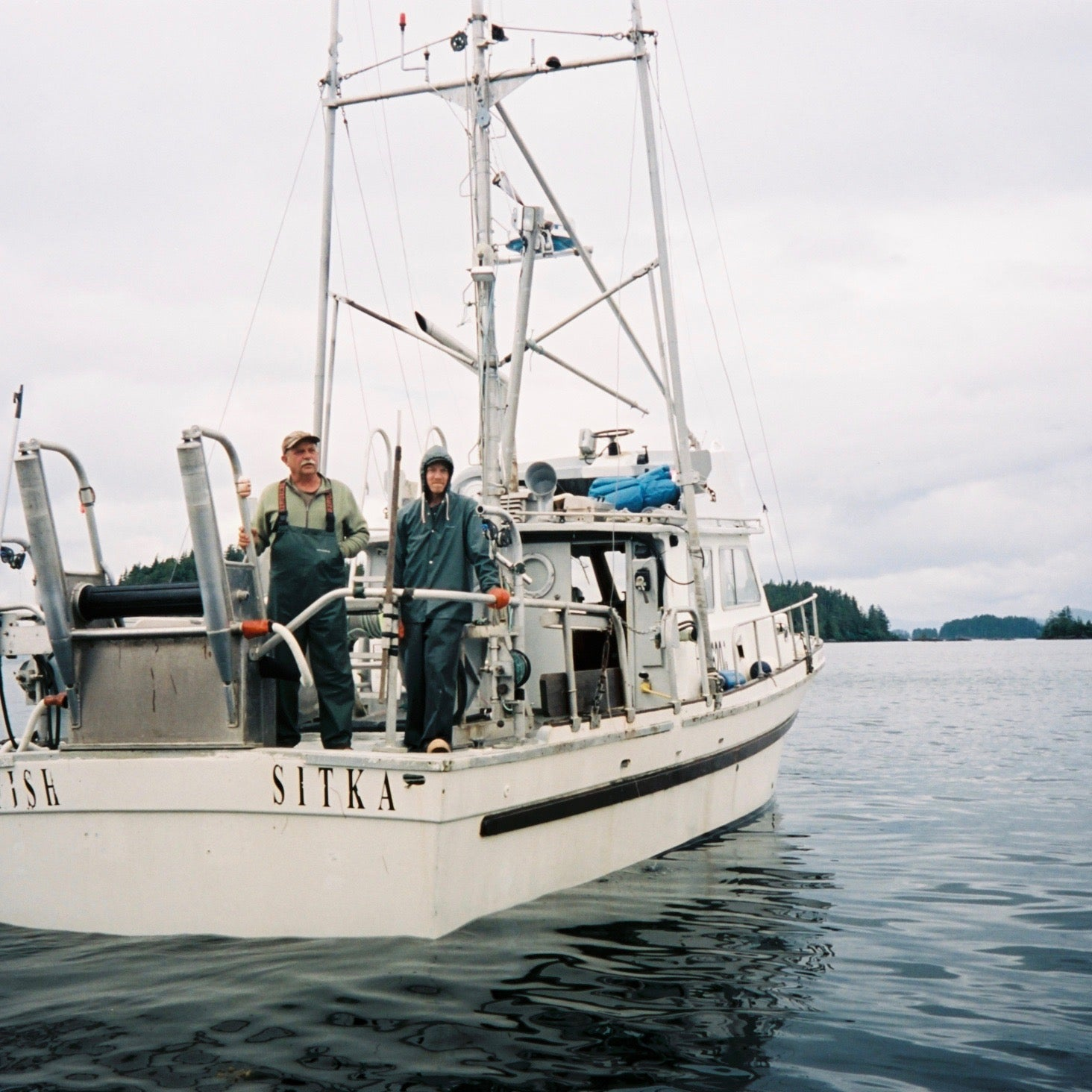 Connecting people to salmon in Alaska, the East Coast and the Midwest during COVID-19