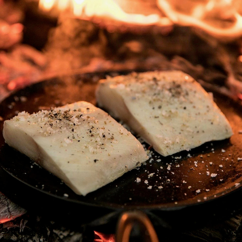 Wood-Fire Grilled Sablefish