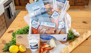6 Month Premium Sitka Seafood Share