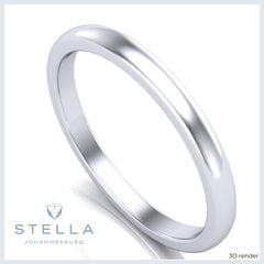 2mm-white-gold-band