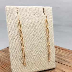 Gold Filled Chain Dangles