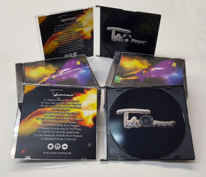 Taylor J - Roses (Limited Edition Physical Copy)