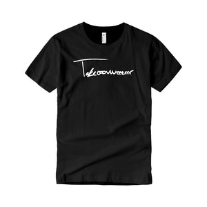 Takeover Signature T-Shirt (Black/White)