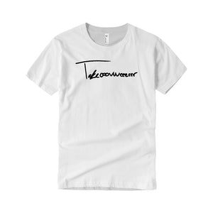 Takeover Signature T-Shirt (White/Black)