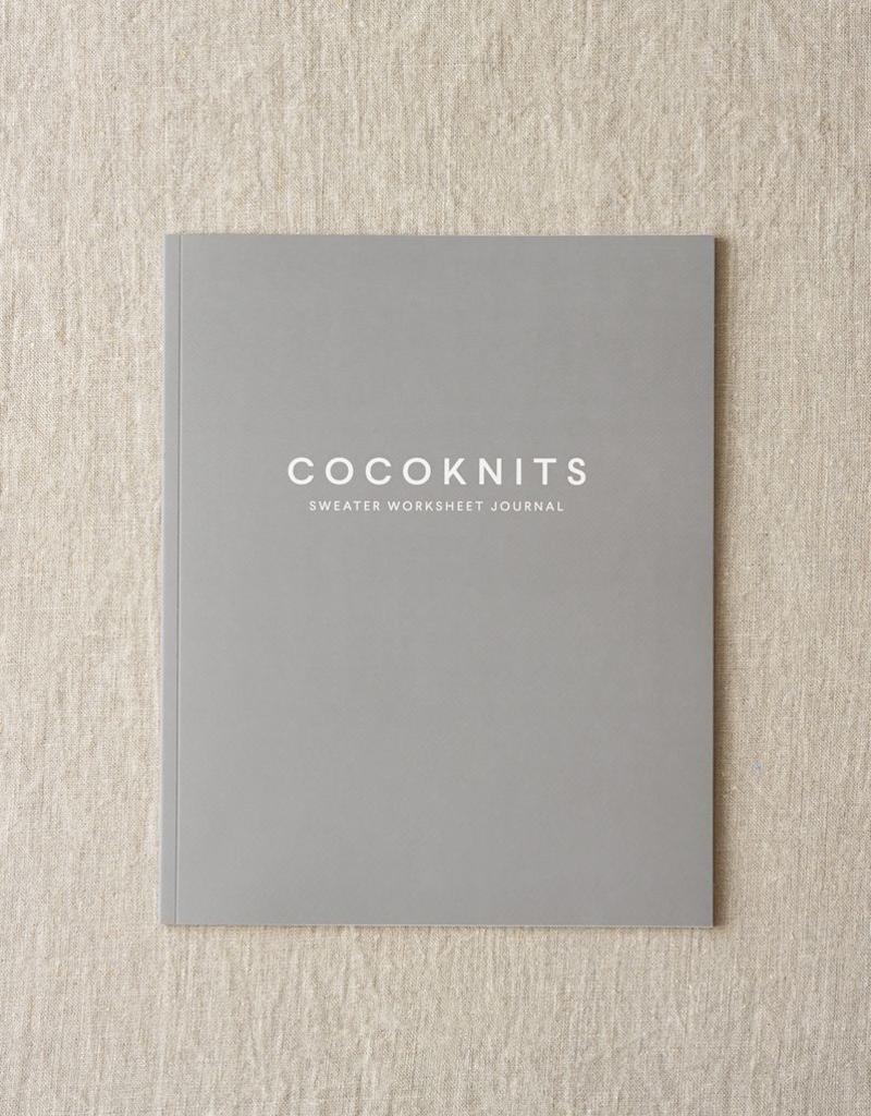 CocoKnits Sweater Journal