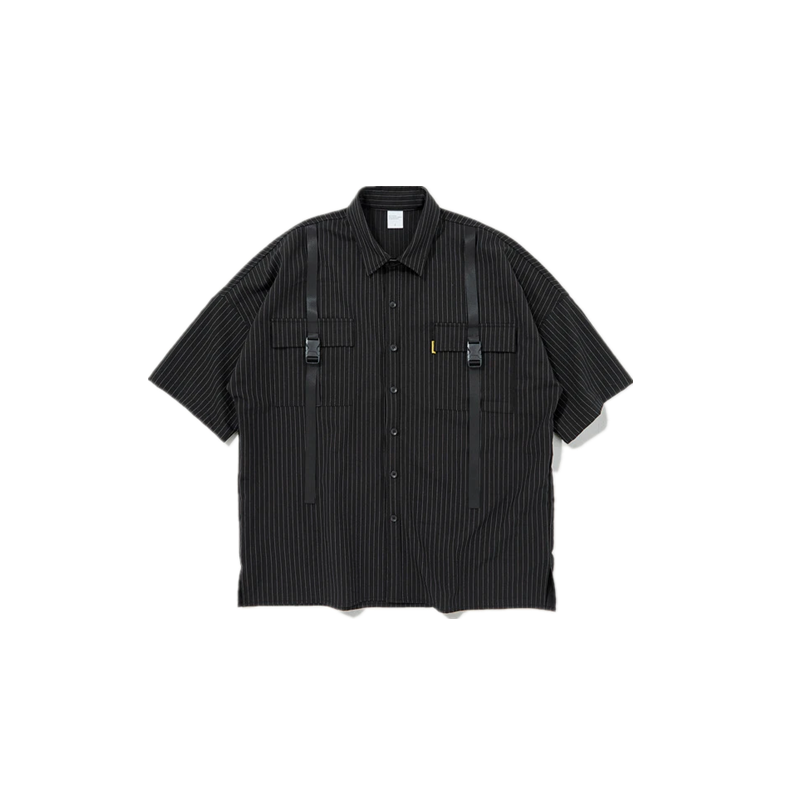 INF | Striped Loose Shirt