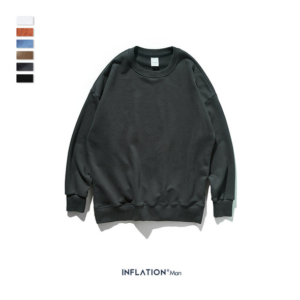 INF | Vintage Soft Crew Neck Sweater