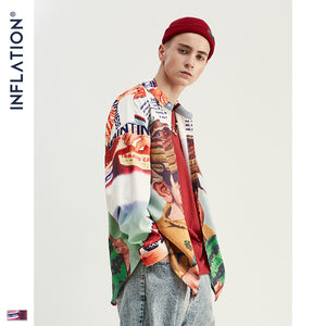 INF | Children's Print Shirt