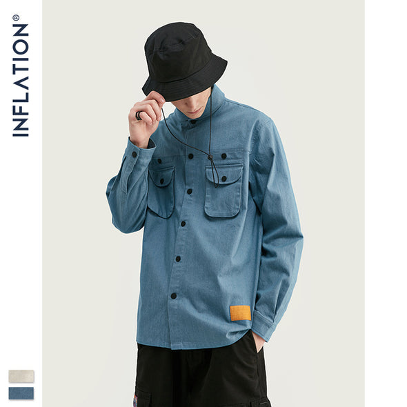 INF | Japanese Simple Shirt