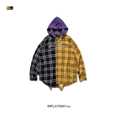 INF | Vintage Check Shirt