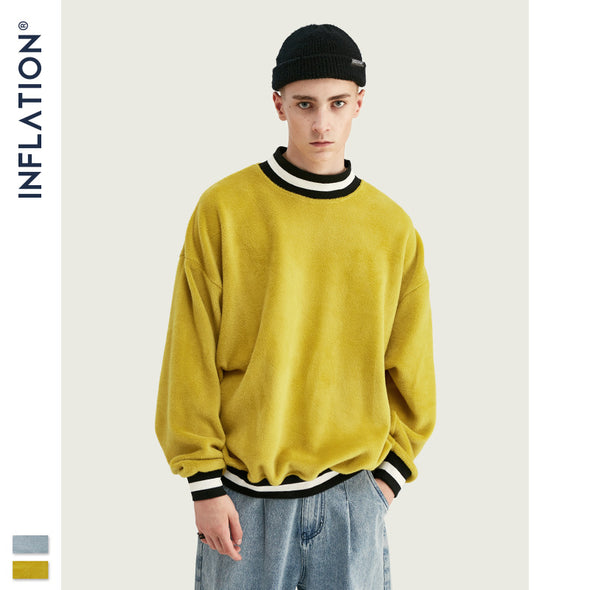 INF | Oversize Striped Sweater