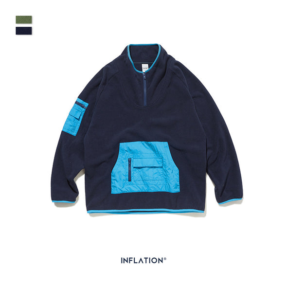 INF | Multifunctional Pocket Sweater
