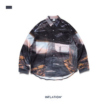 Load image into Gallery viewer, INF | Ruin Full Print Shirt
