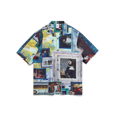 INF | Twisted Digital Shirt
