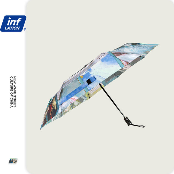 INF | Creative full Automatic Umbrella