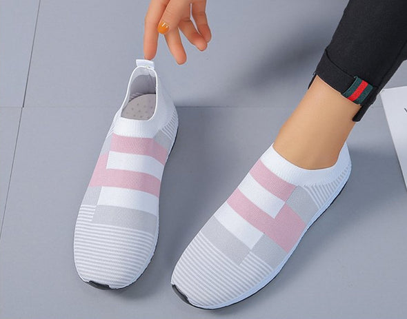 Breathable Slip-On Sneakers(New Color)