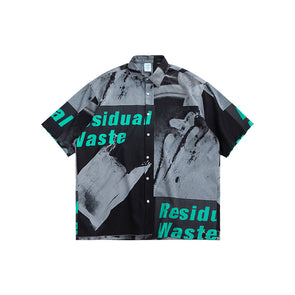 INF | Personalized Plastic Digital Shirt