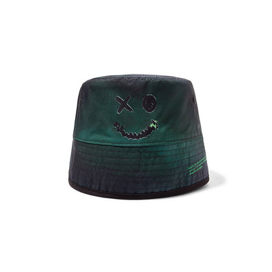INF | Evil Smiley Gradient Fisherman Hat