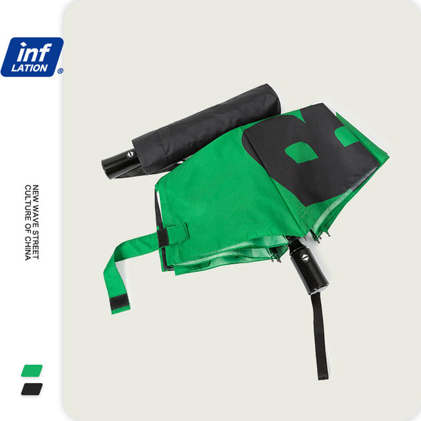 INF | Environmental English Full Automatic Umbrella