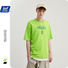 Load image into Gallery viewer, INF | Recyclable Loose Short T-shirt