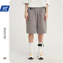 Load image into Gallery viewer, INF | Vintage Check Stretch Pants