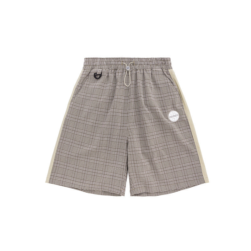 INF | Vintage Check Stretch Pants