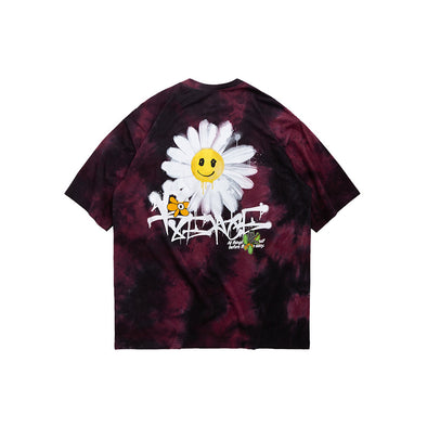 INF | Smiley Loose Stretch T-shirt