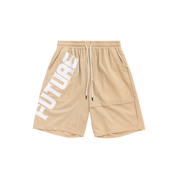 INF | English Loose Quick-drying Shorts