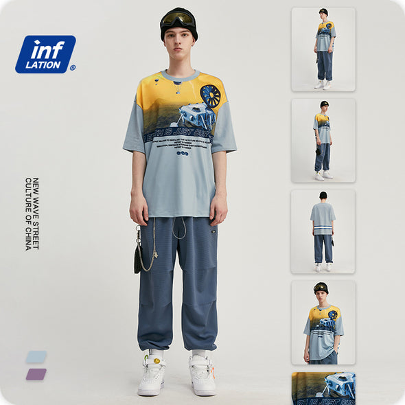 INF | Technology Digital Printed T-shirt