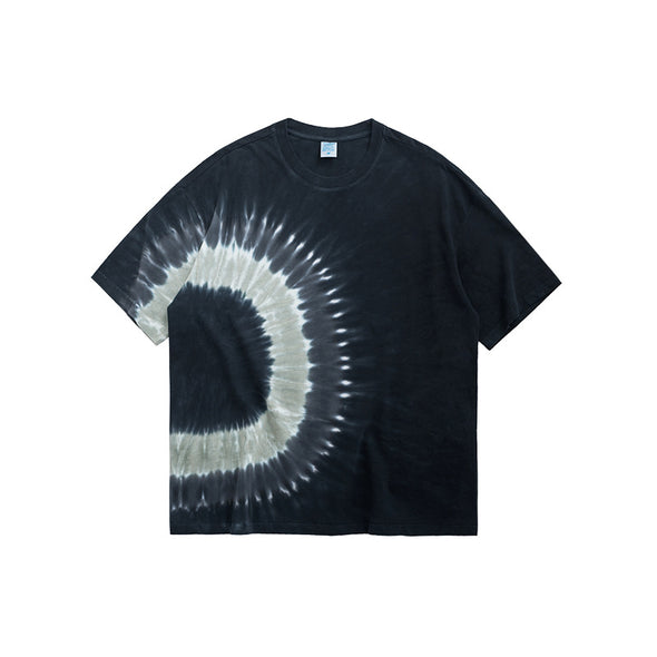INF | Dark Spiral Abstract T-shirt