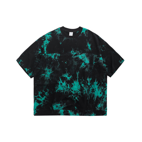 INF | Abstract Irregular Tie-dye T-shirt