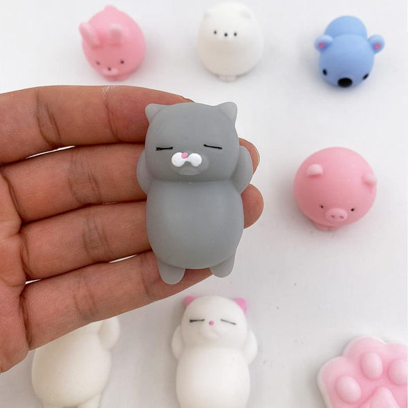 GIFT - Squishy Rising Antistress Abreact Animal Toy