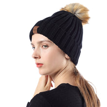 Load image into Gallery viewer, LadyCare Slouchy Beanie Hat Knit Cap for Women Winter Cap