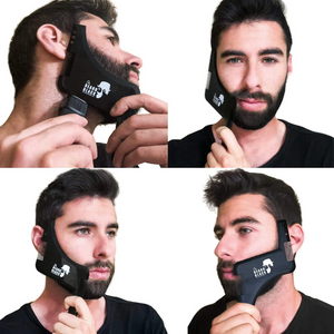 Face contour T-shaped blade trimmer