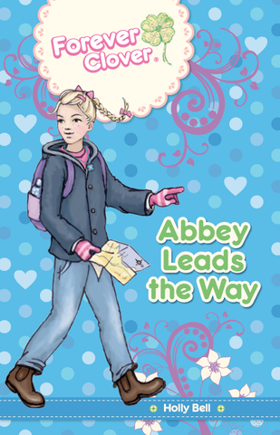 Abbey Leads The Way (New for 2014)