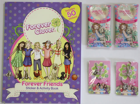 Friendship Activity Book Gift Pack ($15)